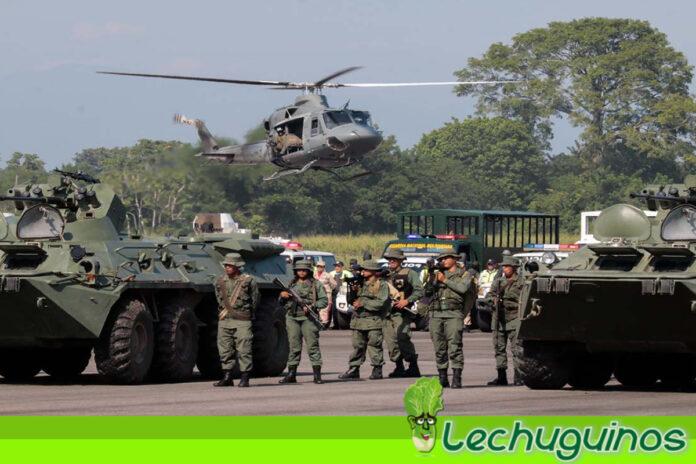 FANB neutralizó nuevo ataque armado en Apure