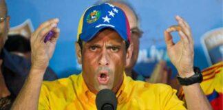 Capriles apuesta a la ruta electoral y pide liberar recursos a confiscados para comprar vacunas