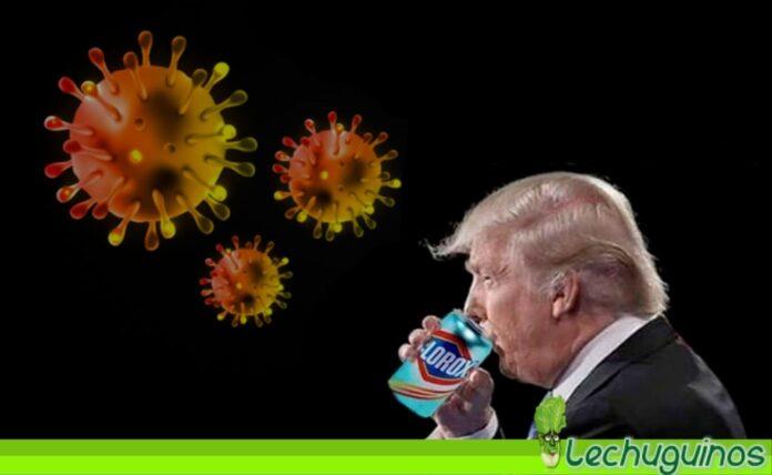 Trump mintió sobre su supuesto contagio de Covid-19