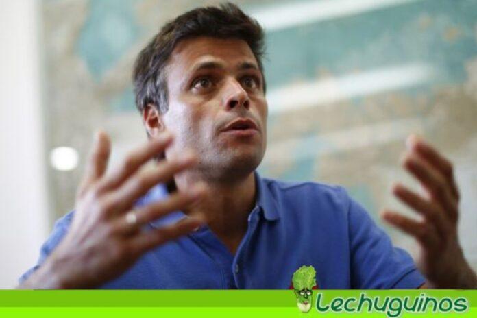 Después de generar muertes para llegar al poder ahora Leopoldo López quiere ir a elecciones