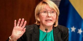 Emiten orden de captura contra Luisa Ortega Díaz en Colombia