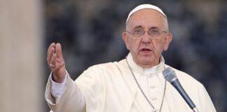 Papa Francisco pide aprobar leyes que permitan el matrimonio homosexual