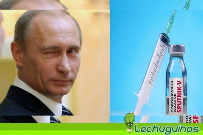 Vladimir Putin: Sputnik V es eficaz contra todas las variantes de Covid-19