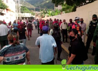 simulacro El 6D Venezuela dirá al mundo que quiere vivir en paz