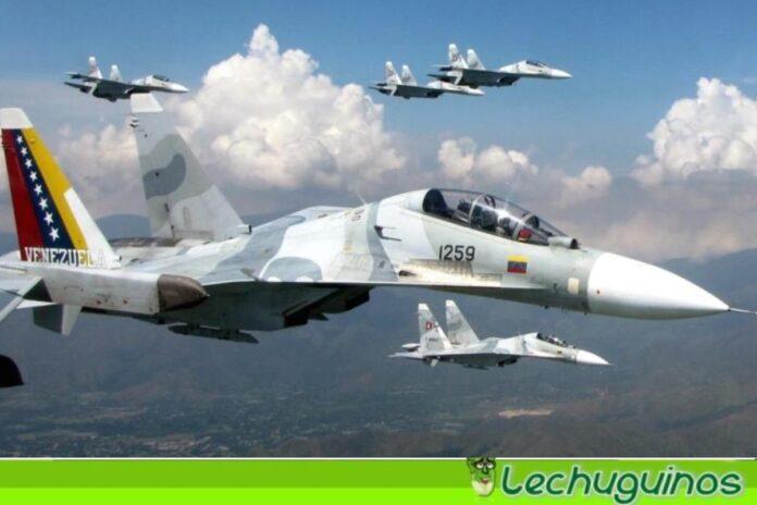 Fuerza Aérea de Venezuela es la más fuerte de América Latina