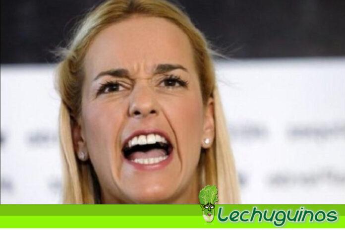 Lilian Tintori salió bailando en TikTok y despertó la ira de muchos venezolanos
