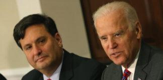 Biden nombra su jefe de gabinete pese al bloqueo de Trump