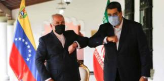 Canciller de Irán promete en Venezuela estrechar lazos contra sanciones de EEUU