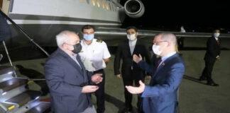 Canciller iraní arriba a Venezuela para profundizar alianzas estratégicas