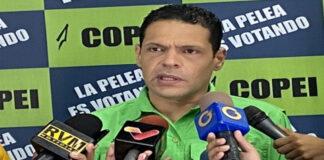 Copei llama a los opositores a participar masivamente en parlamentarias