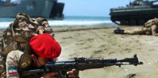Ejército iraní promete responder a cualquier amenaza de enemigos
