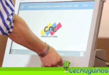 CNE Venezuela garantiza la transparencia de las elecciones legislativas