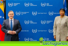 Fiscal Tarek William SaabMinisterio Público entregó informe a la Fiscalía de la Corte Penal Internacional