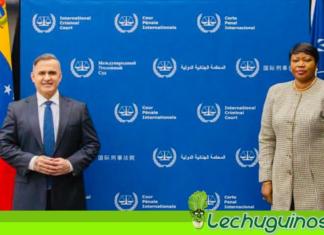 Fiscal Tarek William Saab Ministerio Público continúa colaborando con la Fiscalía de la Corte Penal Internacional blico entregó informe a la Fiscalía de la Corte Penal Internacional