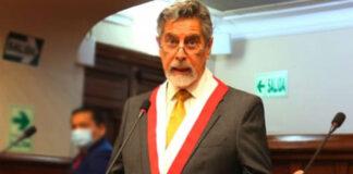 Francisco Sagasti fue elegido por el congreso como presidente interino de Perú