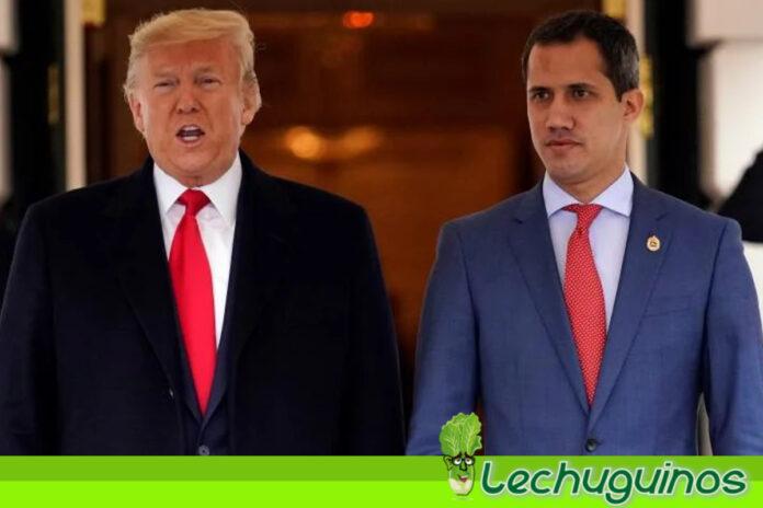 Guaidó traicionó a Trump tras derrota electoral