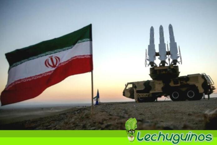 Irán responderá con firmeza a violadores de su espacio aéreo