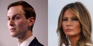 La esposa y el yerno le recomiendan a Trump que acepte su derrota