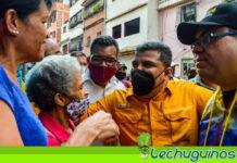 Luis Parra_ Soluciones a la situación del país inician el 6-D con el voto