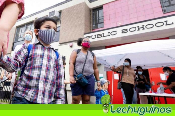 Nueva York cerrará las escuelas públicas tras aumento de casos por Covid-19