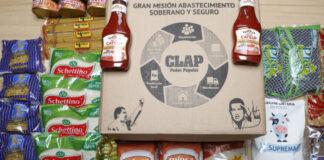 Por culpa de Guaidó ya no pueden traerse cajas Clap desde México
