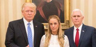 Trump perdió las elecciones presidenciales en EEUU Lilian Tintori