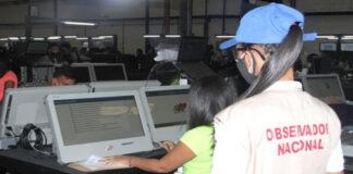 Veedores nacionales califican como 100% confiable nuevo sistema electoral venezolano
