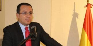 Venezuela solicita al Gobierno de Arce el placet para nuevo embajador en Bolivia