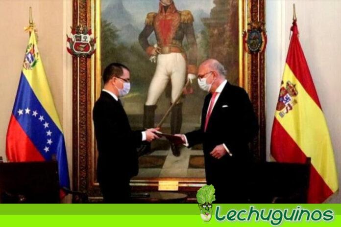 Venezuela y España abordan un nuevo momento en la relación bilateral