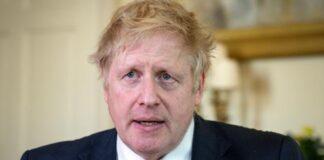 Hallan un mensaje oculto en tuit de Boris Johnson felicitando a Biden