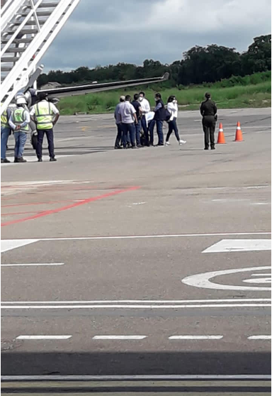 Avión de empresa que llevó a Leopoldo López a Bogotá estuvo involucrado en narcotráfico en 2018 Captura-de-pantalla-2020-12-12-a-las-12.33.59-p.-m.