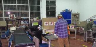 Centros electorales están operativos en el país para el ejercicio del sufragio