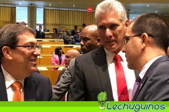 Cuba felicita a Venezuela por comicios parlamentarios