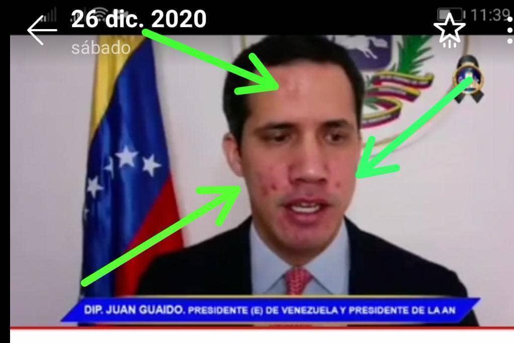 """Sin quórum y en soledad Guaidó se autoproclama nuevamente como """"presidente permanente"""" IMG-20201226-WA0017"""
