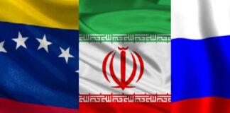Irán y Rusia desafían a EEUU mediante cooperaciones con Venezuela