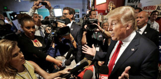 Medios de comunicación comienzan a dejarle el pelero al pelucón Trump