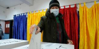 Rumania eligió este domingo su parlamento con mismo porcentaje de participación que Venezuela