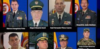 Unos 22 generales colombianos están relacionados con falsos positivos