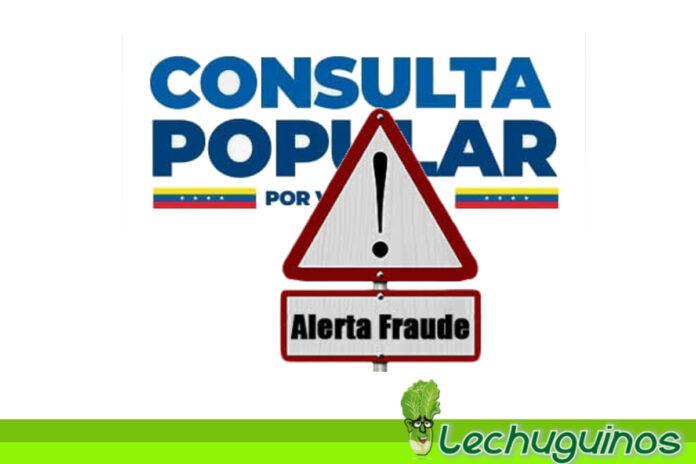 Votos duplicados engordan números de consulta promovida por Juan Guaidó