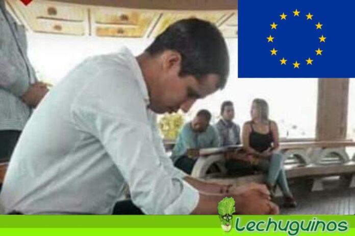 UE y EEUU tratan de alejarse de Guaidó para emendar su error