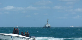 Armada venezolana inició patrullaje en la Fachada Atlántica