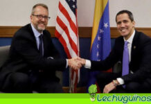 James Story será removido de su cargo luego que garantice fuga de Guaidó a Colombia