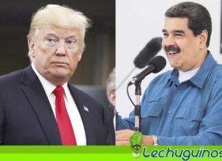 Trump llega a su último día en el poder y Maduro sigue siendo presidente