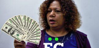 comunicación oficial del Reino Unido donde Efecto Cocuyo recibe un millón de dólares Luz Mely reyes