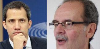 Ochoa Antich se burló de Guaidó y asegura que fue James Story quien anunció nueva alianza opositora