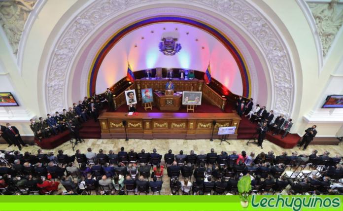 "Parlamento venezolano pide expulsar a ""non grata"" embajadora de UE"