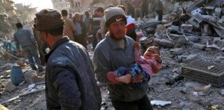 EEUU y aliados promedian 46 bombas lanzadas por día en los últimos 20 años