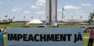 Brasileños vuelven a las calles y exigen destitución de Bolsonaro