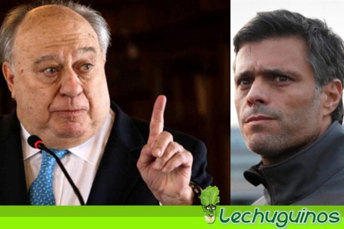 Calderón Berti: El culpable de la quiebra de Monómeros es Leopoldo López