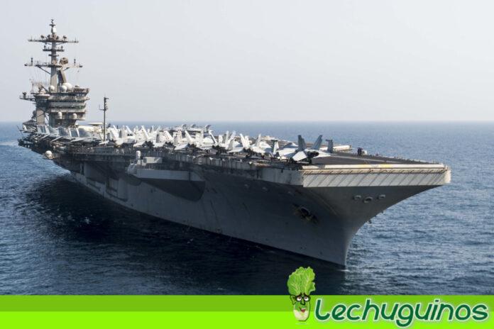 Covid-19 golpea gran parte de La tripulación de portaviones de EEUU